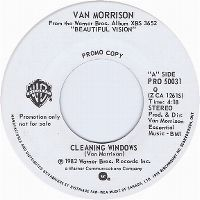 Cover Van Morrison - Cleaning Windows