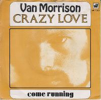 Cover Van Morrison - Crazy Love