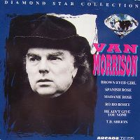 Cover Van Morrison - Diamond Star Collection