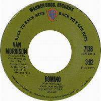 Cover Van Morrison - Domino