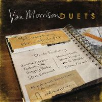 Cover Van Morrison - Duets - Re-Working The Catalogue