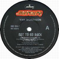 Cover Van Morrison - Got To Go Back