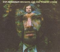 Cover Van Morrison - His Band And The Street Choir