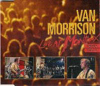 Cover Van Morrison - Live At Montreux 1980/1974