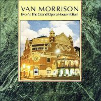 Cover Van Morrison - Live At The Grand Opera House Belfast