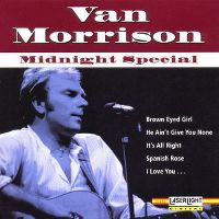 Cover Van Morrison - Midnight Special - The Bang Records Sessions