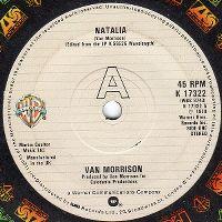 Cover Van Morrison - Natalia