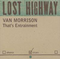 Cover Van Morrison - That's Entrainment