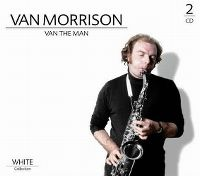 Cover Van Morrison - Van The Man - White Collection