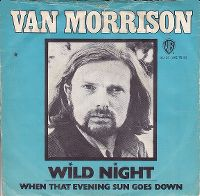 Cover Van Morrison - Wild Night