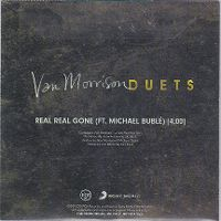 Cover Van Morrison / Michael Bublé - Real Real Gone