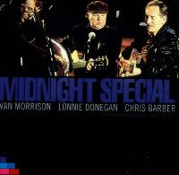 Cover Van Morrison, Lonnie Donegan & Chris Barber - Midnight Special