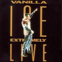 Cover Vanilla Ice - Extremely Live