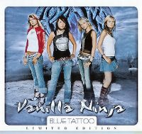 Cover Vanilla Ninja - Blue Tattoo
