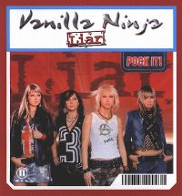Cover Vanilla Ninja - Liar