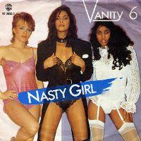 Cover Vanity 6 - Nasty Girl