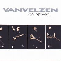 Cover VanVelzen - On My Way