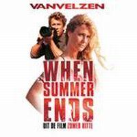 Cover VanVelzen - When Summer Ends