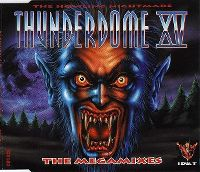 Cover Various Artists - Thunderdome XV - The Megamixes