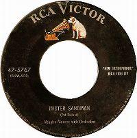 Cover Vaughn Monroe - Mister Sandman
