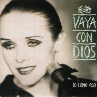 Cover Vaya Con Dios - So Long Ago