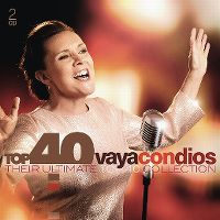 Cover Vaya Con Dios - Top 40 - Their Ultimate Top 40 Collection