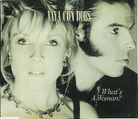 Cover Vaya Con Dios - What's A Woman?