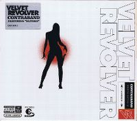Cover Velvet Revolver - Contraband