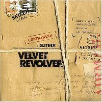 Cover Velvet Revolver - Slither