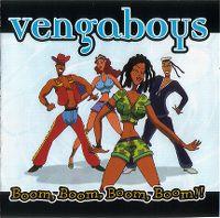 Cover Vengaboys - Boom, Boom, Boom, Boom!!