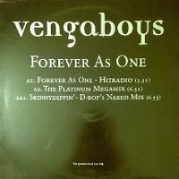 Cover Vengaboys - Forever As One