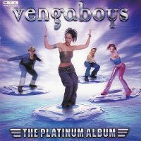 Cover Vengaboys - The Platinum Album