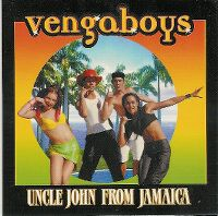 Cover Vengaboys - Uncle John From Jamaica