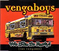 Cover Vengaboys - We Like To Party! (The Vengabus)
