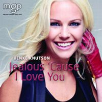 Cover Venke Knutson - Jealous 'Cause I Love You