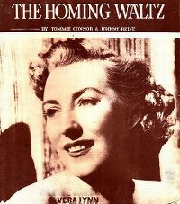 Cover Vera Lynn - The Homing Waltz