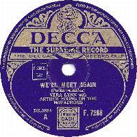 Cover Vera Lynn - We'll Meet Again