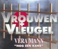 Cover Vera Mann - Nog één kans