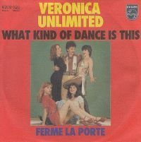 Cover Veronica Unlimited - What Kind Of Dance Is This