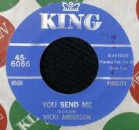Cover Vicki Anderson - You Send Me