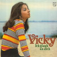 Cover Vicky - Ich glaub' an dich
