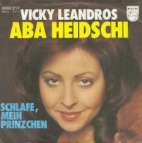 Cover Vicky Leandros - Aba Heidschi