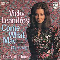 Cover Vicky Leandros - Come What May