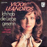 Cover Vicky Leandros - Ich hab' die Liebe geseh'n
