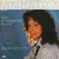 Cover Vicky Leandros - Mein schweigender Freund