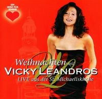 Cover Vicky Leandros - Weihnachten mit Vicky Leandros