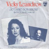 Cover Vicky Leandros & Demis Roussos - Je t'aime mon amour