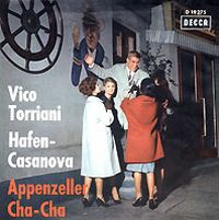 Cover Vico Torriani - Hafen-Casanova