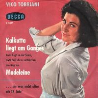 Cover Vico Torriani - Kalkutta liegt am Ganges