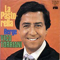 Cover Vico Torriani - La pastorella - vico_torriani-la_pastorella_s